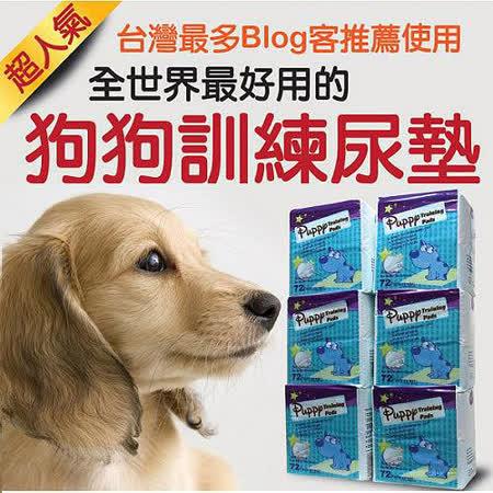 哈比狗狗 訓練尿布墊72片x2入