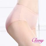 【可蘭霓Clany】親膚棉柔中腰M-Q(2XL)內褲 甜蜜粉 2161-31