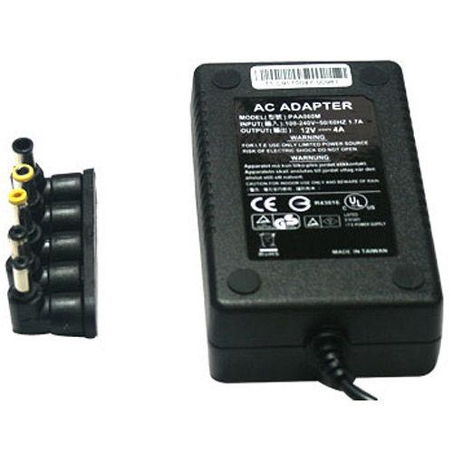Fujiei 多功用五合一防呆接頭變壓器 輸出:12V 4A