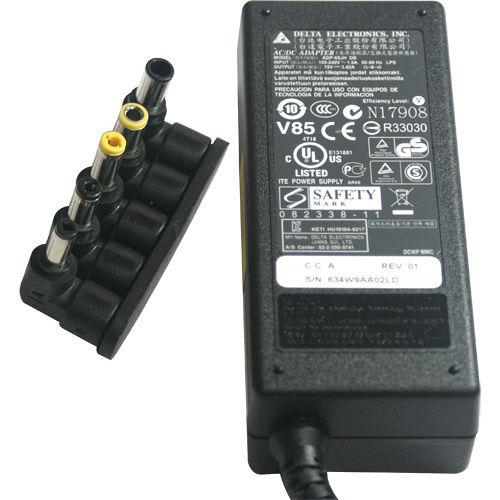 Fujiei 多功用五合一防呆接頭變壓器 輸出:19V 3.42A