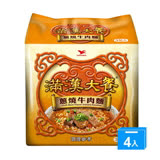 統一滿漢大餐蔥燒牛肉麵x12包(箱)
