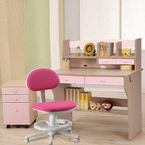 天才學童系列好康桌椅櫃三件組(可選色)