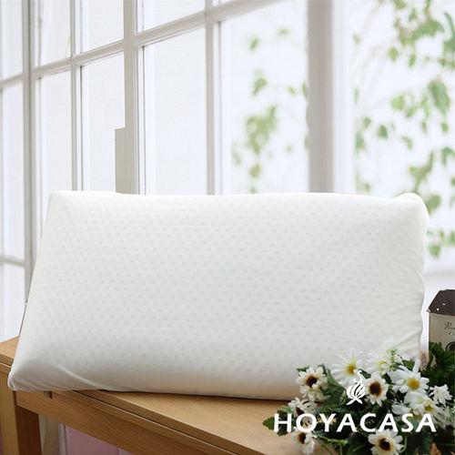 HOYACASA平面天然乳膠枕-大