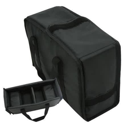 【Kamera】 一機兩鏡側背包型<br>相機內袋防護套