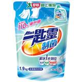 一匙靈 超濃縮洗衣精補充包-制菌1.9kg