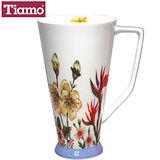 Tiamo GW-091B 冬季花卉喇叭馬克杯 (HG0491)