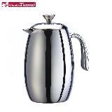 Tiamo 雙層不鏽鋼濾壓壺 800ml (HA1536)