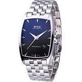 MIDO 美度表Baroncelli 酒樽造型男仕腕錶M0035071105100
