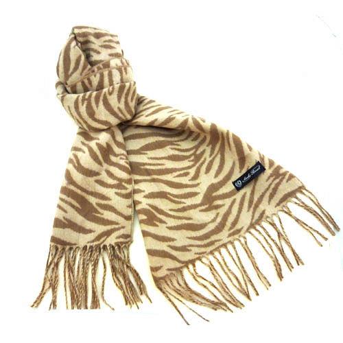 日本動物紋圍巾