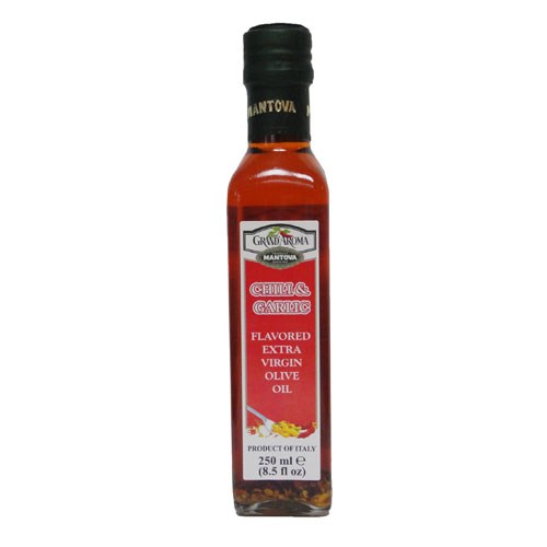 MANTOVA辣椒大蒜風味特級橄欖油