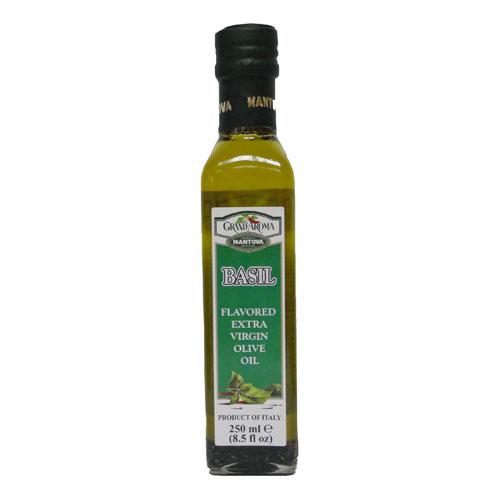 MANTOVA羅勒風味特級橄欖油