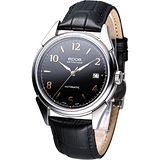 EPOS 經典復古自動機械腕錶3372.132.20.35.25黑面