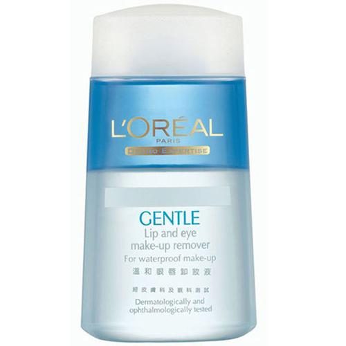 ★買一送一★巴黎萊雅L'OREAL溫和眼唇卸妝液125ml