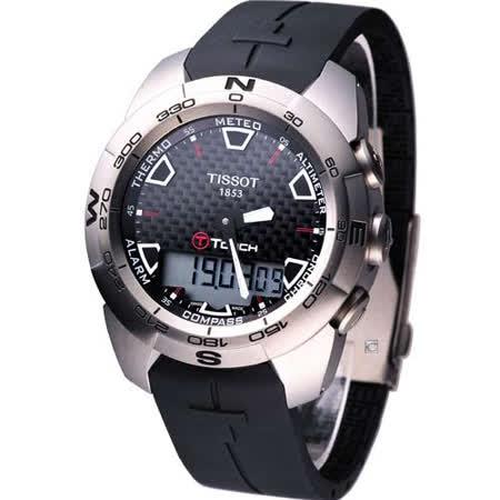 TISSOT T-Touch Expert 觸控感應腕錶T01342047201