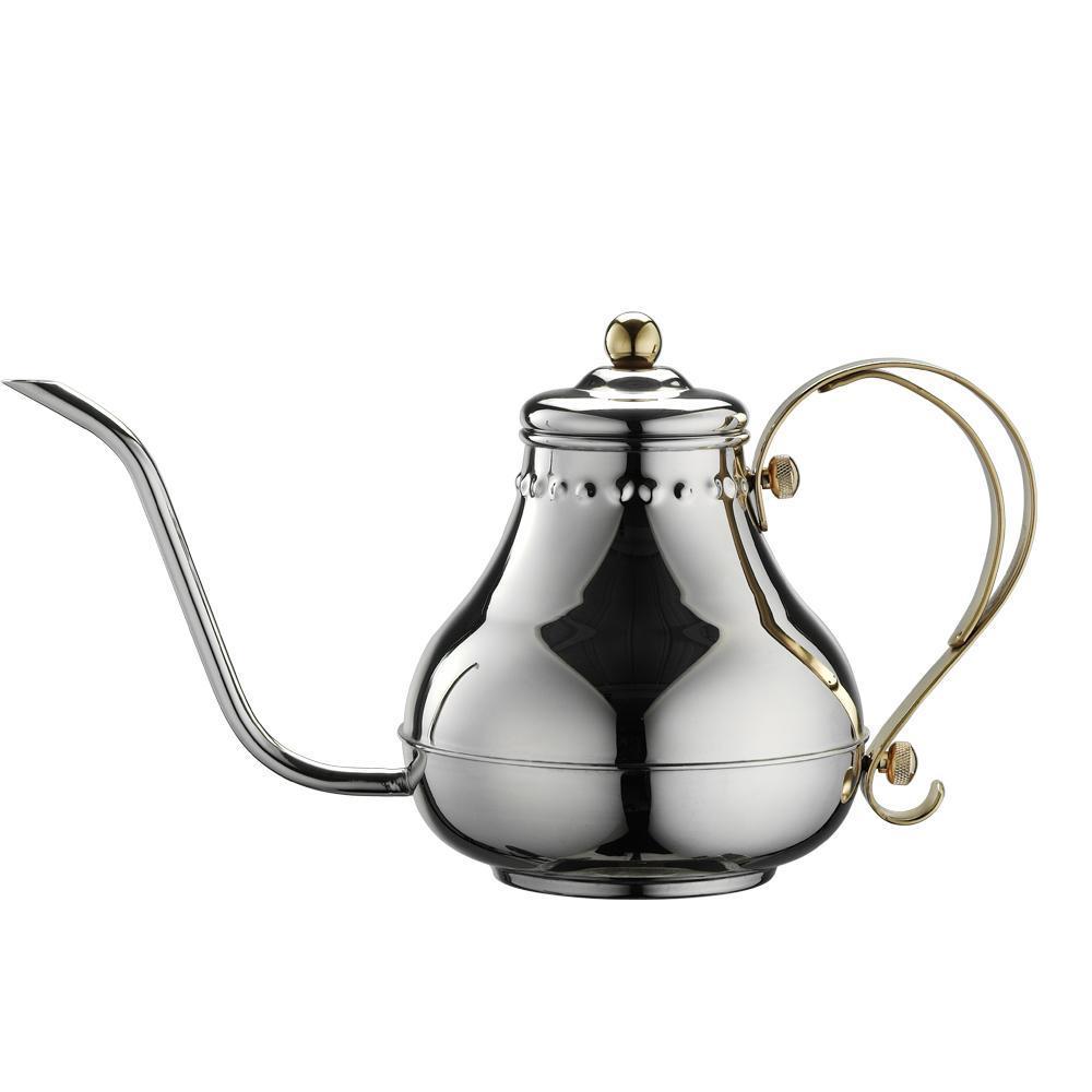 Tiamo 1025 宮廷 不鏽鋼細口壺 1.0L (HA8564)