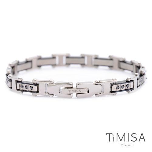 【TiMISA】月光森林 純鈦手鍊