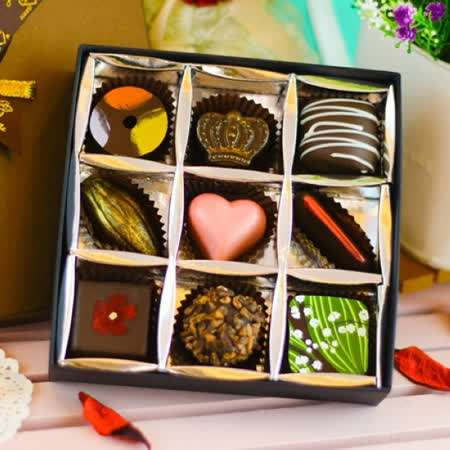 JOYCE 情人綜合巧克力禮盒