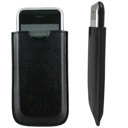 COSE HTC Touch Diamond 真皮(小牛皮)頂級手工縫製手機套 -friDay購物