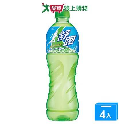 舒跑運動飲料-原味 590ML*4