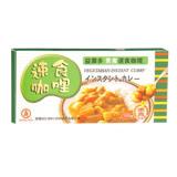 工研益壽多素食速食咖哩125G/盒