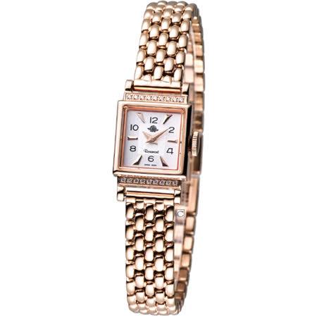 Rosemont 諾依斯特系列 時尚錶TRS017-05MT玫瑰金色
