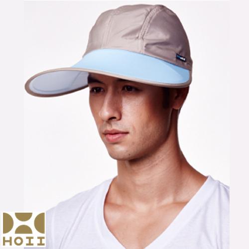 4d4cc9010ac 保證原廠 HOII 防曬 寬版棒球帽 UPF50+(藍光