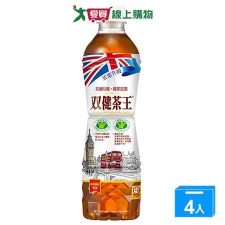 愛之味雙健茶王(蜜香烏龍)540mlx4入/組