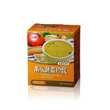 台糖南瓜蔬菜珍穀(22g/包;6包/盒)~奶素 隨沖即食