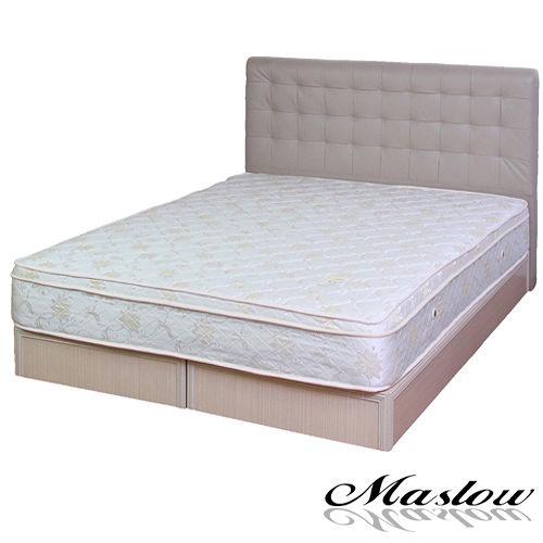 【Maslow-時尚格調】加大床組-6尺(不含床墊)