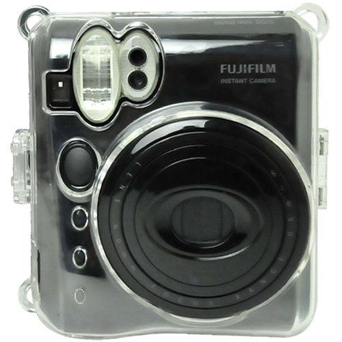 【Kamera】mini 50S 專用透明水晶殼