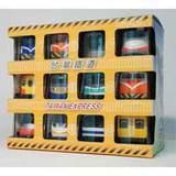 鐵支路迴力小火車(12輛車禮盒組)