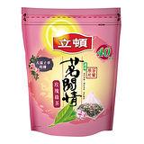 立頓茗閒情-玫瑰綠茶40入*1.6g