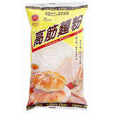 義峰高筋麵粉500g