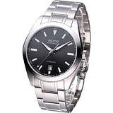 EPOS 簡約時尚 自動上鍊機械錶 (3411.131.20.14.30)鐵灰色