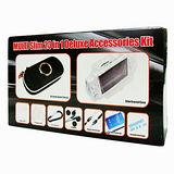 PSP 2007/3007通用23 in 1簡易組合配件包 - 加送4片裝記憶卡收納保存盒
