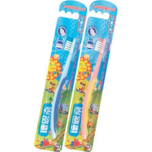 德恩奈前觸動動感兒童牙刷2入/組