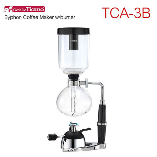 Tiamo TCA-3B 虹吸式咖啡壺-附登山爐 (三人份) HG2698