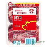 《台糖》豬腱肉(600g/盒)