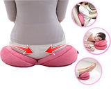 日本COGIT貝果V型低反彈美臀墊
