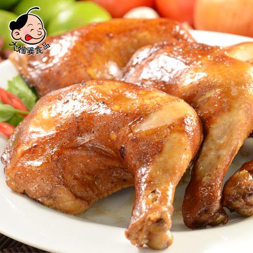《大嬸婆》蔬果滷味-大雞腿-任選