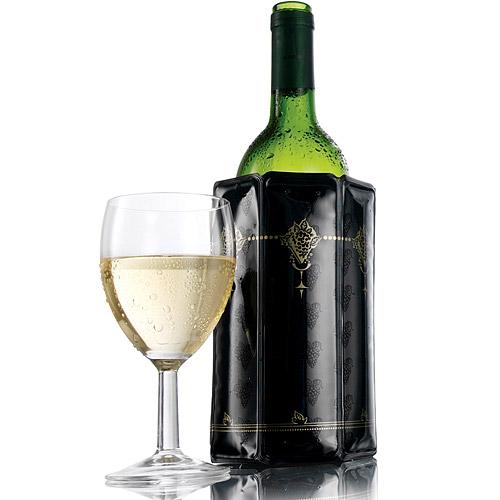 《VACU VIN》Wine 軟性保冷冰桶(黑)