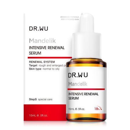 DR.WU  杏仁酸煥膚精華15ml