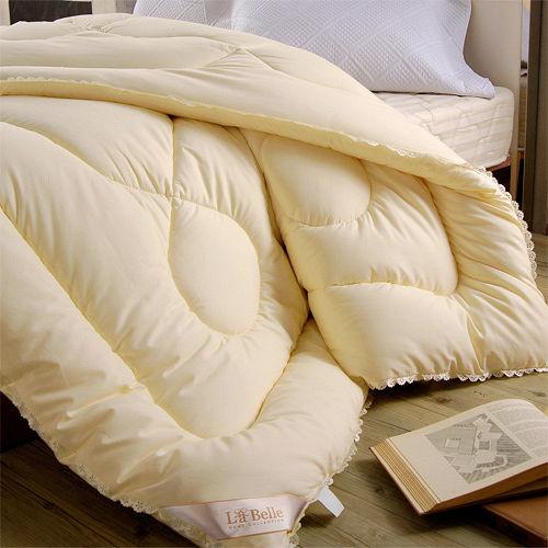 ★羊毛局認證★義大利La Belle《100%澳洲純天然羊毛暖冬被3.3kg》--特大