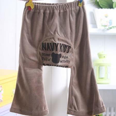 (購物車)日本製造知名品牌藤長岡幼童秋冬長褲~童裝~嬰幼兒童裝~j9333~淺咖啡 -friDay購物