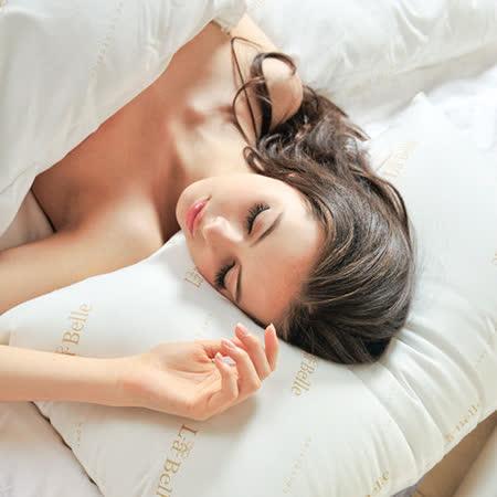義大利La Belle 防蹣抗菌舒眠壓縮枕