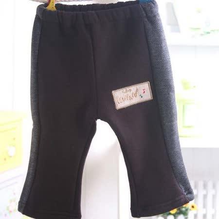 (購物車)日本製造知名品牌藤長岡幼童秋冬長褲~嬰幼兒童裝~j9459b~咖 -friDay購物