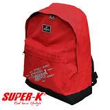《購犀利》美國品牌【Super-K】炫彩休閒背包