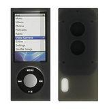Digifocus iPod nano 5 捲線果凍套-黑