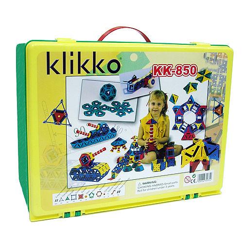 【KLIKKO 】工程智慧片 KK-850 ***贈[建構補充包]
