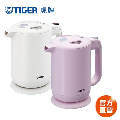 【TIGER 虎牌】1.0L電氣快煮壺(PFY-A10R)買就送虎牌380CC保溫保冷食物罐(隨機出貨)